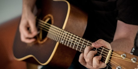 Guitar Lesson for Adults tickets