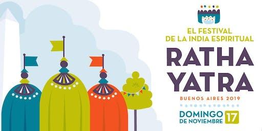 Festival de la India Espiritual I Ratha Yatra 2019