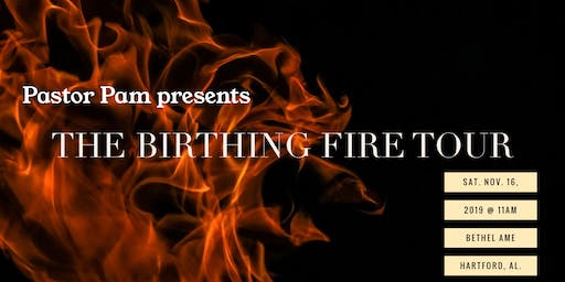 The Birthing Fire Tour - City#2