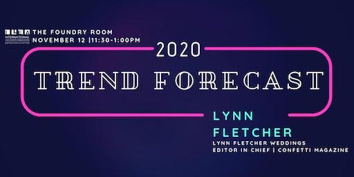 Wedmonton | 2020 Trend Forecast