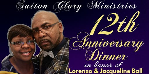 SGM 12 Year Anniversary Dinner