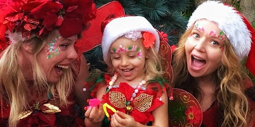 Christmas Fairy Show @ Mirrabooka Library
