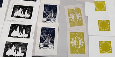 5th Annual Holiday Printmaking Workshop