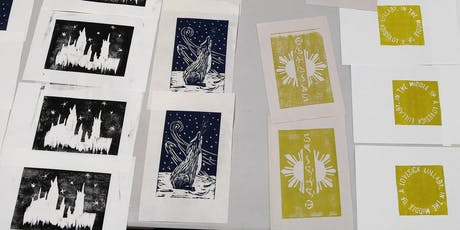 5th Annual Holiday Printmaking Workshop tickets