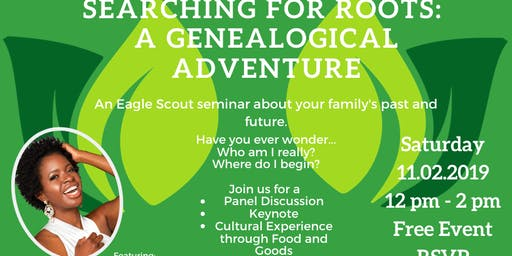 Searching for Roots a Geneaological Adventure