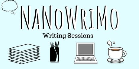 NaNoWriMo Writing Session  tickets