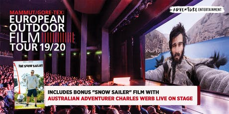 European Outdoor Film Tour 19/20 - Brisbane tickets