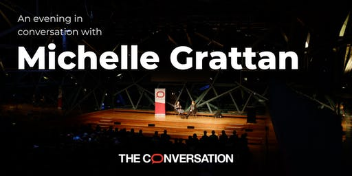 An evening in conversation with Michelle Grattan
