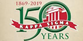 Kappa Sigma 150th Anniversary Formal