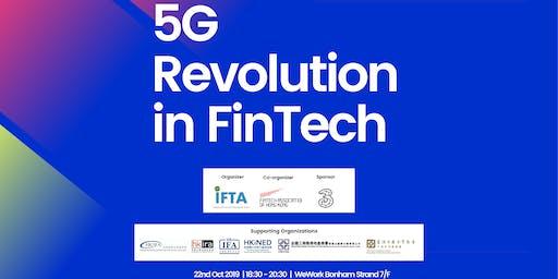 5G Revolution in FinTech