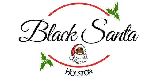 Black Santa Houston Texas 2019