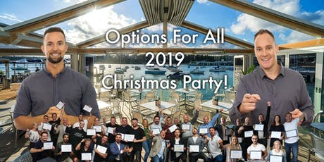 OFA Christmas Party tickets