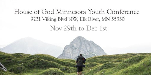 House of God MN Youth Conference