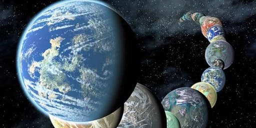 Free Public Talk on the Search for Earth-like Planets around Other Stars