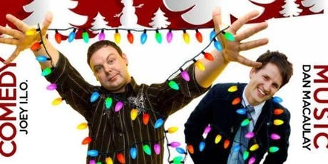 Christmas Comedy and Carols tickets