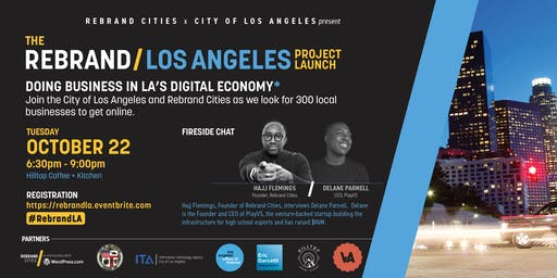 Rebrand Los Angeles Project Launch