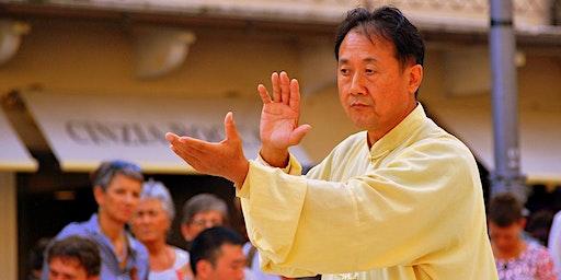 Seniors Month-Tai Chi