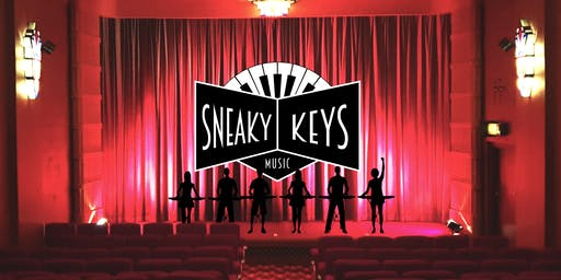 Sneaky Keys Concert at Hayden Orpheum Theatres