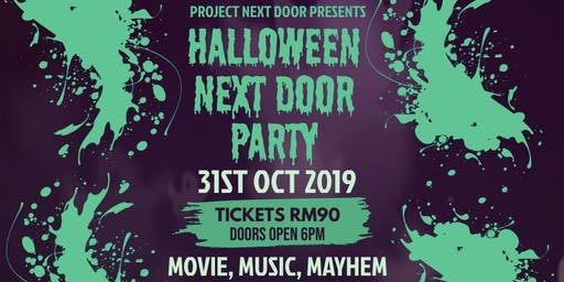 Halloween Next Door