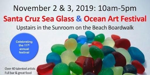Santa Cruz Sea Glass & Ocean Art Festival