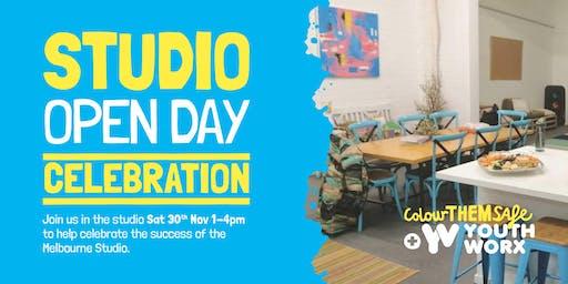 Studio Open Day - Celebration