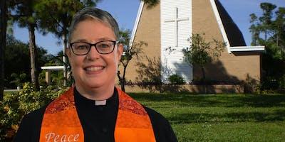 Installation of Rev. Marie Alford-Harkey as Senior Pastor