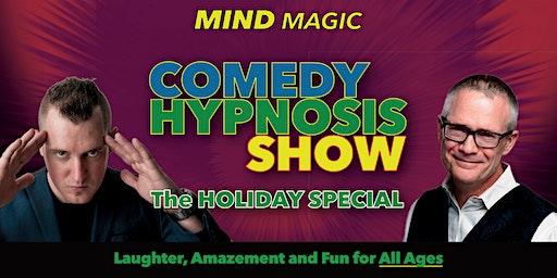 Comedy Hypnotist Show - Hilarious Summer Holiday Fun