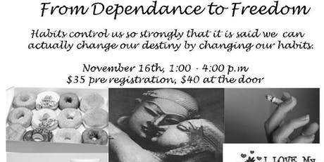 Yoga for Addiction with Chutney Berry tickets