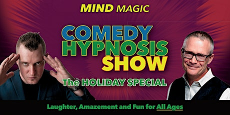 Comedy Hypnotist Show - Hilarious Summer Holiday Fun tickets