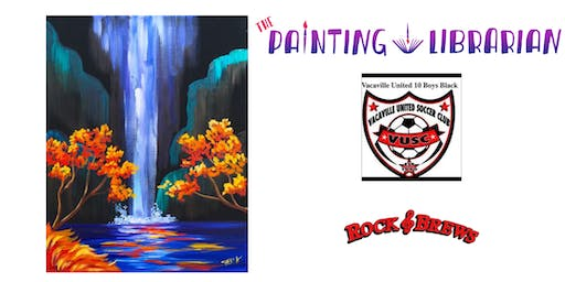 Paint Night for a Cause