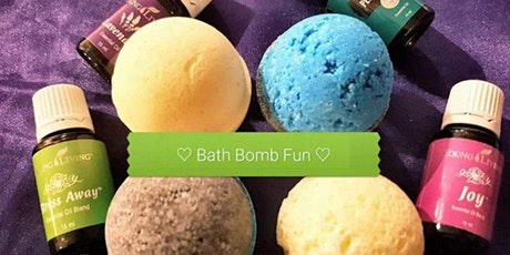 Trott Park |  Bath Bombs Encore -Make & take home 4 bath bombs tickets