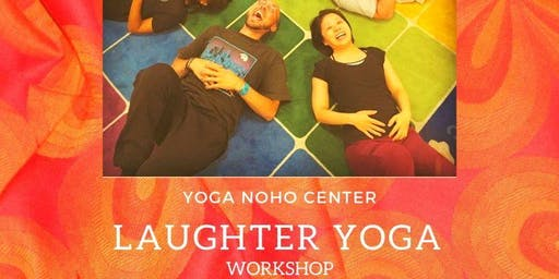 Laughter Yoga Workshop with Barbara Molina