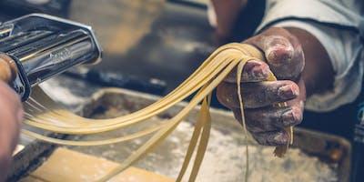 Pasta, Gnocchi + Sauce to Match with Joe Grbac