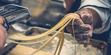 Pasta, Gnocchi + Sauce to Match with Joe Grbac tickets
