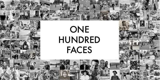 ONE HUNDRED FACES: A Fundraiser for Regina Open Door Society