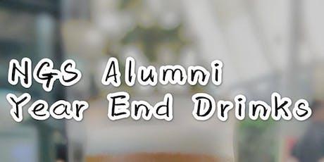 NUS NGS Alumni Drinks tickets