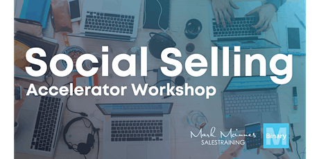 B2B Social Selling Accelerator Class tickets