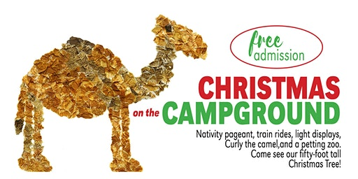 Christmas on the Campground