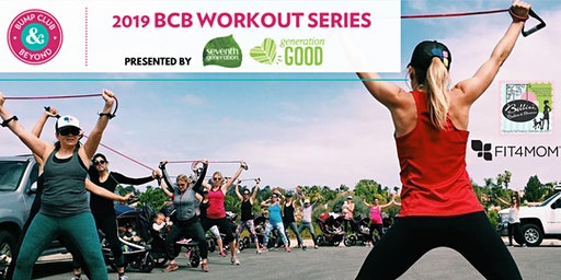 FREE BCB Workout & Shopping Party: Fit4Mom and Bellies, Babies & Bosoms Presented by Seventh Generation! (Los Angeles, CA)