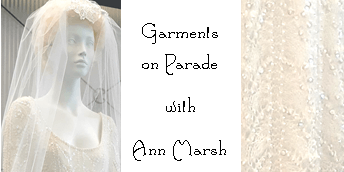 Garments on Parade: an evening with Ann Marsh - Seaford Library