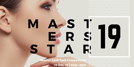 Master Lash Competition tickets
