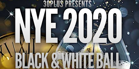 New Years Eve 2020 Black & White Ball Southern Cafe Antioch tickets