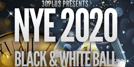 New Years Eve 2020 Black & White Ball Southern Cafe Antioch