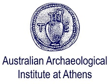 The Australian Archaeological Institute at Athens logo