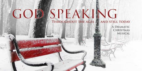 Christmas Concert: God Speaking tickets
