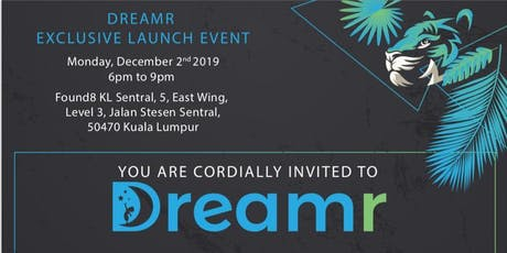 Dreamr Exclusive Launch Event tickets
