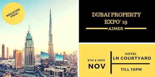 Dubai Property Expo, Ajmer