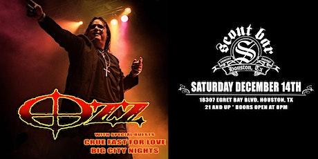 OZZ- a tribute to Ozzy Osbourne tickets