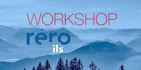 RERO ILS Workshop Tramelan billets