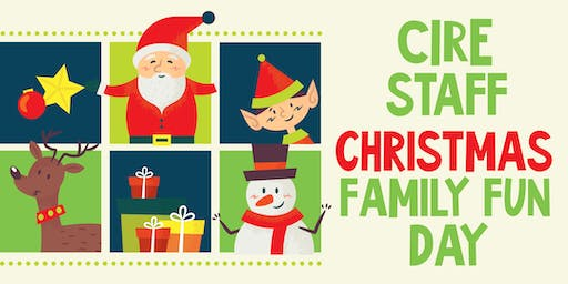 Cire Christmas Family Fun Day 2019